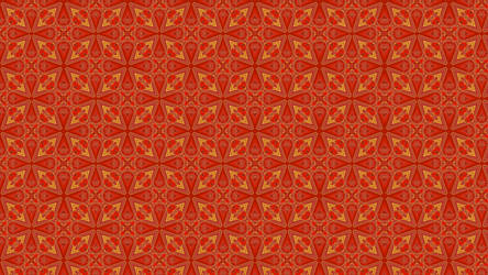 Ornamental Textures Basic Color Red 01 by UnheiligeMarie