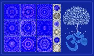 Bluesilver Mandalas 24 200px
