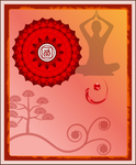 Searching to heal the root chakra by UnheiligeMarie