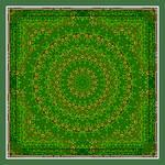 Mandala Green Colors 21082019