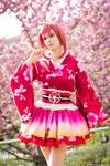 Maki Nishikino (Spring Yukata) - Love Live!