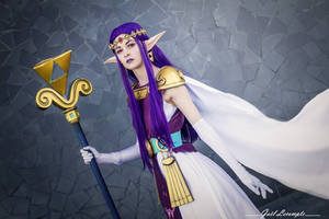 Princess Hilda by Zelda74