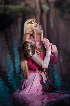 Princess Zelda - Ocarina of Time