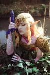 Wake up Link.. by Zelda74