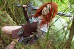 Skyrim - The Huntress, Aela!