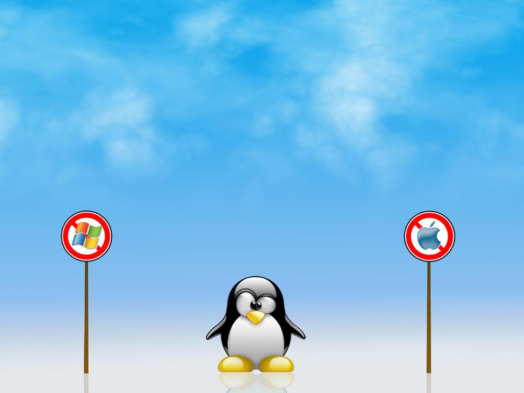 Linux by t4nuki