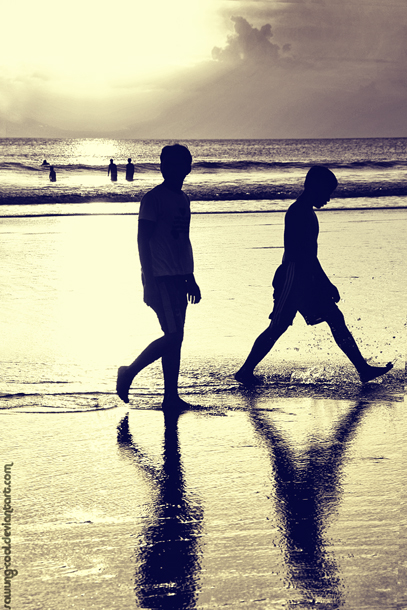 walking by sawung-cool