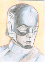 Captain America ATC by xEDG3x