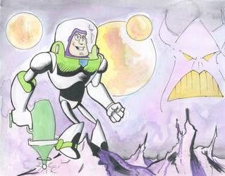 Buzz LightYear by xEDG3x