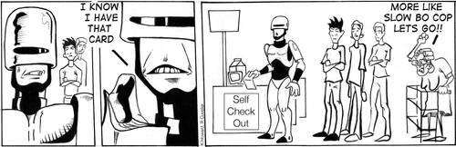 Slow-Bo Cop