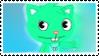 Xtianz Stamp by XtianztheWolf