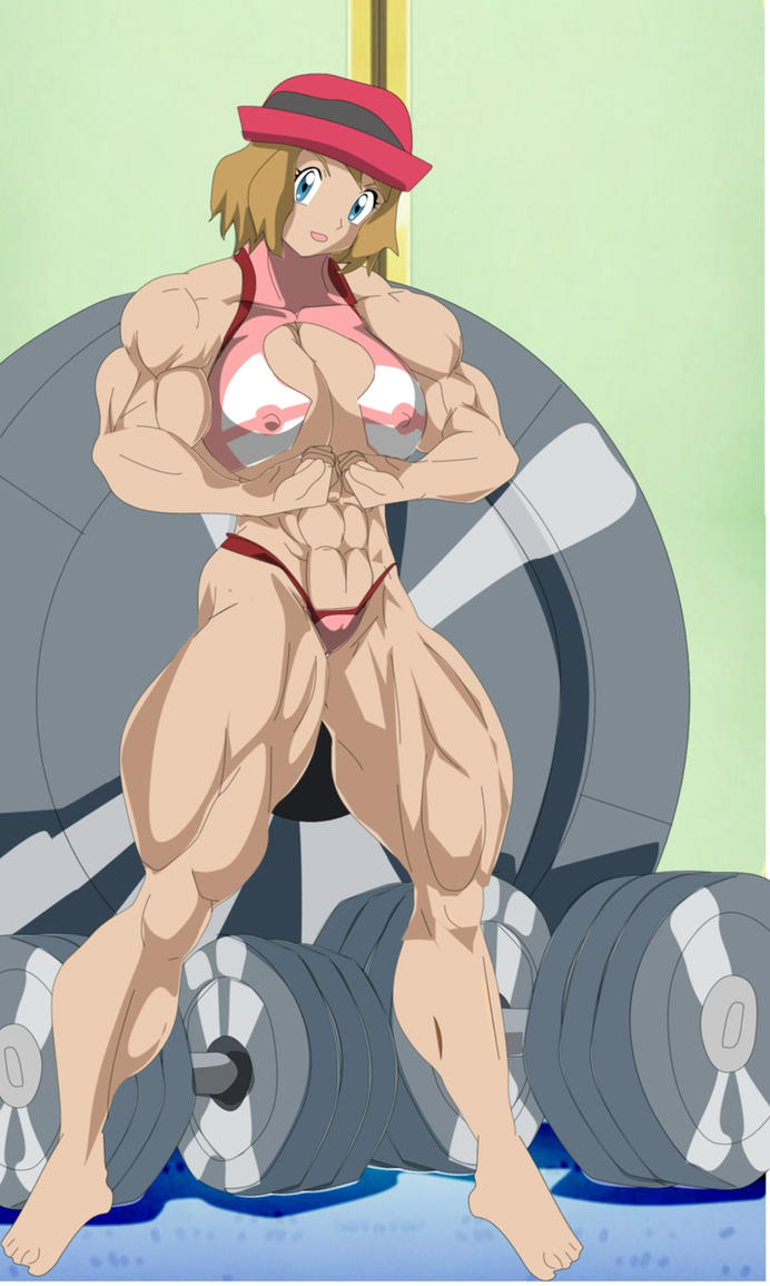 Mega-Serena by crazyoldman02