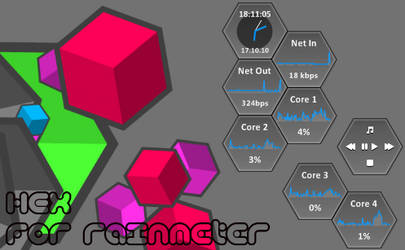 HEX for rainmeter PREVIEW