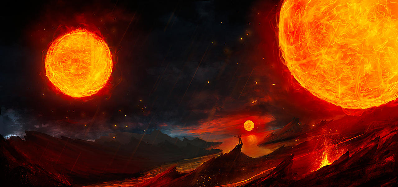 Armageddon by UlricLeprovost