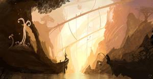 Fishing valley