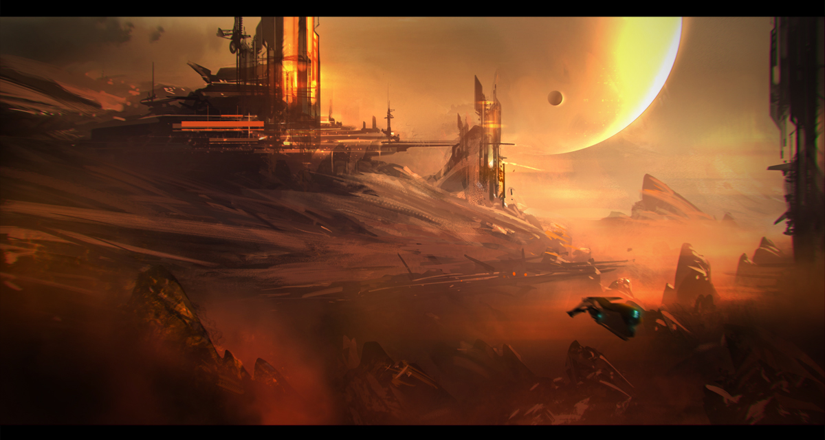 Station by UlricLeprovost