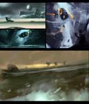 Landscape speed painting III