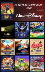 My Top 10 Non-Disney animated films
