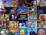 ToonEGuy's favorite cartoon shows
