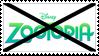 Anti Zootopia Stamp