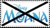 Anti Moana Stamp