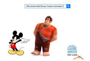 Ralph Broke the Internet... AND Disney Animation!