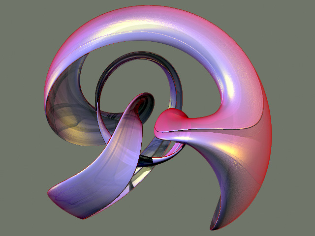 flamingo clasp b by fractalhead