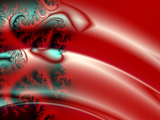 red porcelain by fractalhead