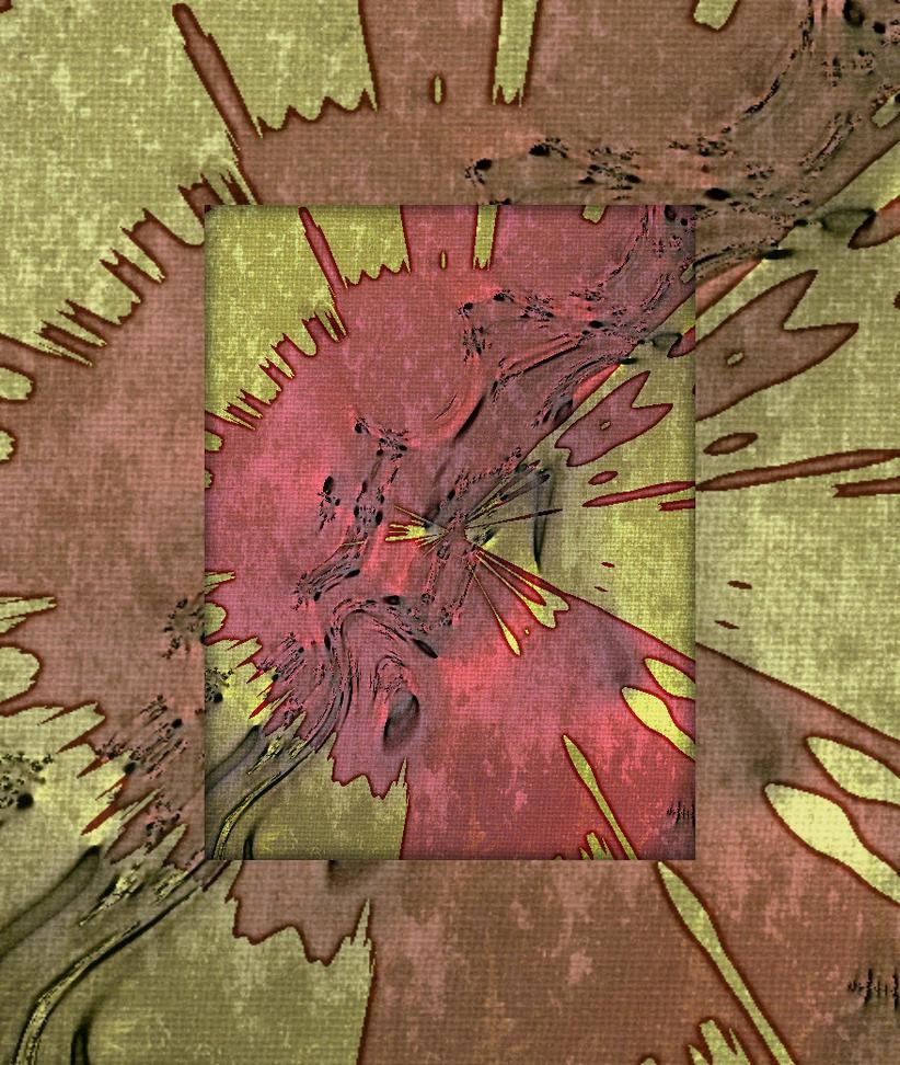 impact splash by fractalhead