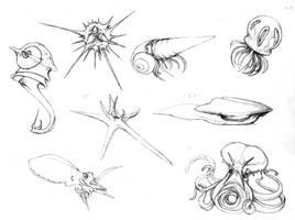 Before the arthropods by Rodrigo-Vega