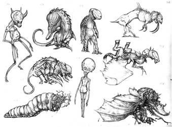 Creepy mysteries by Rodrigo-Vega