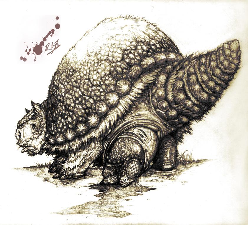 http://fc07.deviantart.net/fs48/f/2009/227/8/f/Glyptodon_giving_birth_by_IRIRIV.jpg
