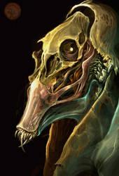 Alien Life Form. by Rodrigo-Vega