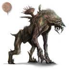 MIKECORREIRO tribute creature