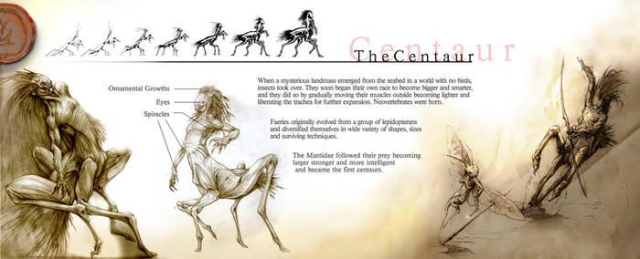 Centaur by Rodrigo-Vega