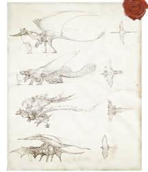 Prehistoric Dragons