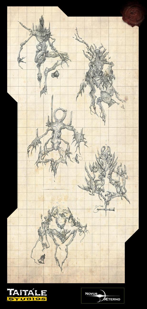 Azsendi Alternative Designs by Rodrigo-Vega