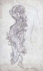 Dragon Tattoo by Rodrigo-Vega