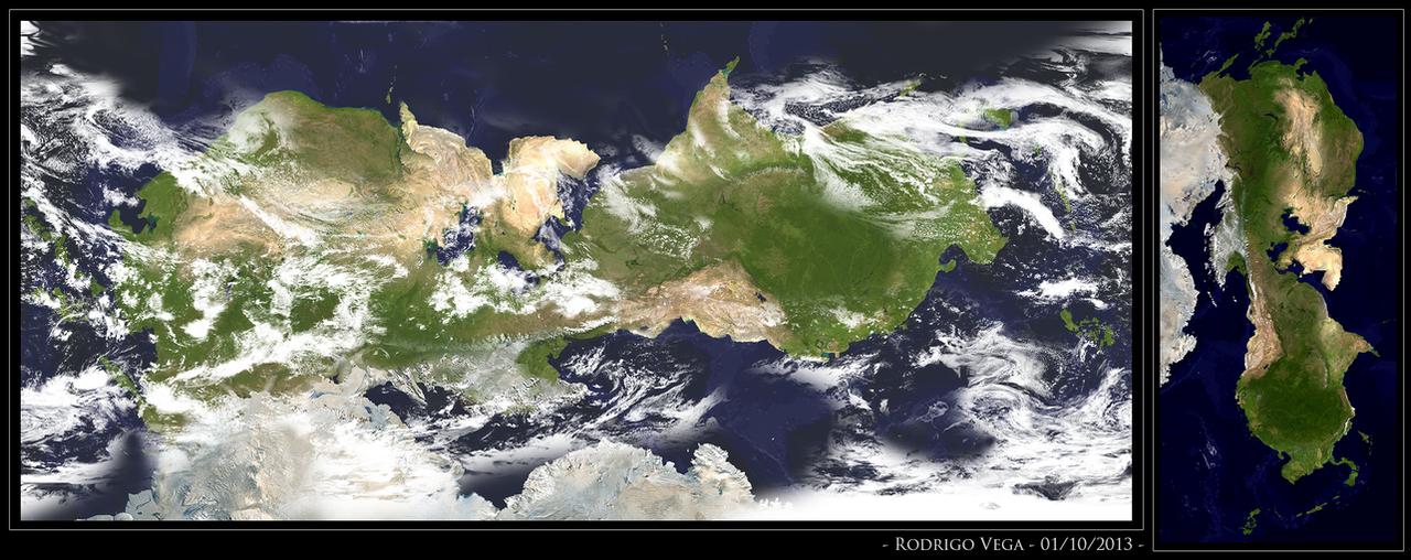 Terran Planet by Rodrigo-Vega on DeviantArt