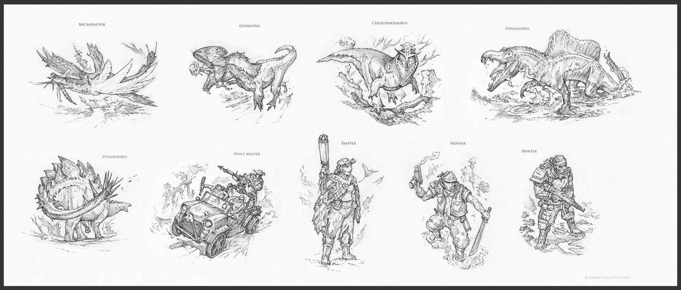 Chronomancer's Poachers' Gambit by Rodrigo-Vega