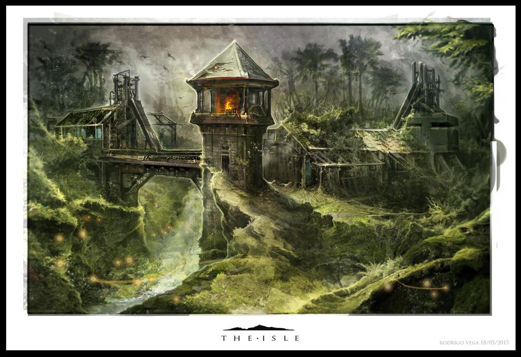 TowerSceneryFinal by Rodrigo-Vega
