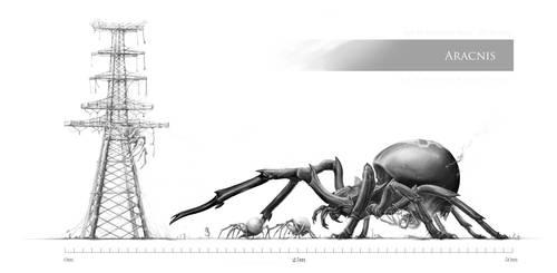 Aracnis by Rodrigo-Vega