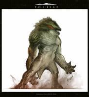 Hyperendocryn Colossus by Rodrigo-Vega