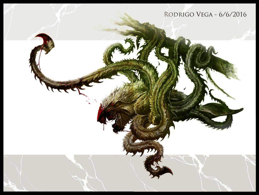 Mezopod Concep Art by Rodrigo-Vega