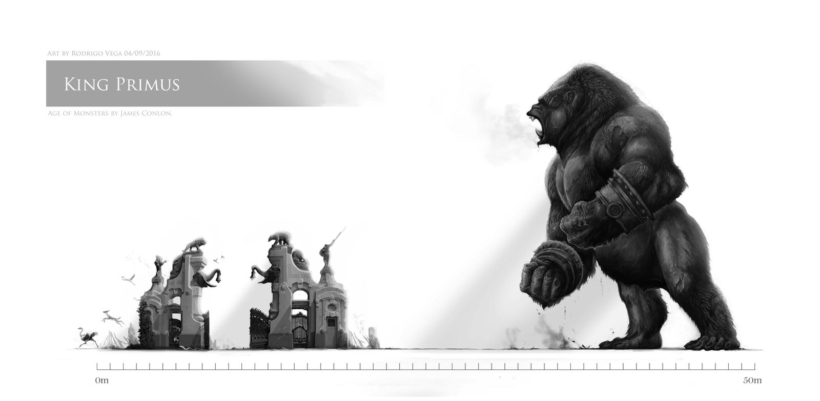 King Kong Skull Island Revenge Of Harambe