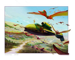 Flight of the Auroch