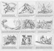 Fairies, The Alchemists Grimoire