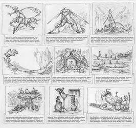 Fairies, The Alchemists Grimoire by Rodrigo-Vega