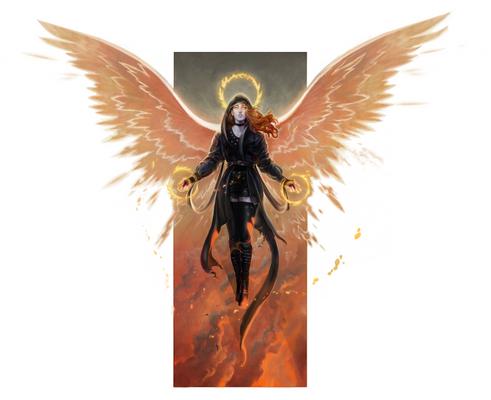 Descended Seraph
