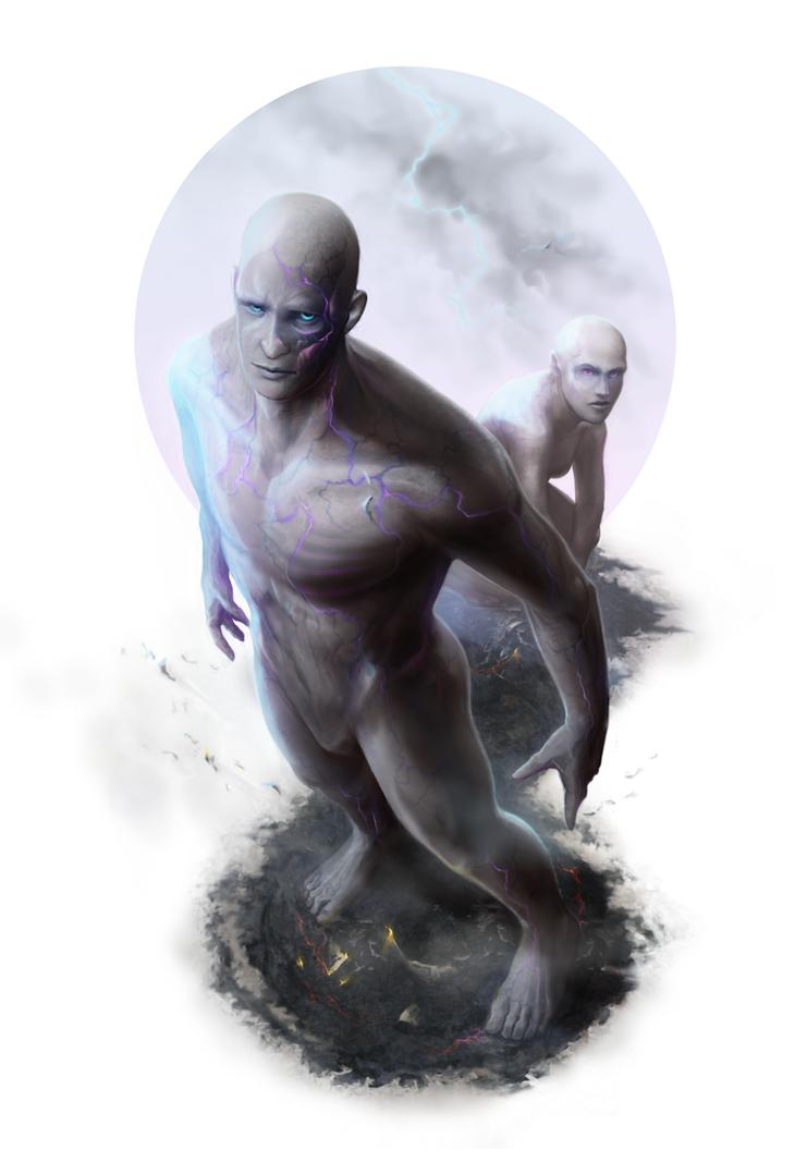 Lazarus by Rodrigo-Vega